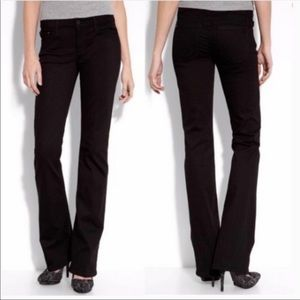Joes jeans muse fit high rise bootcut jeans